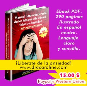 Ebook manual contra los ataques de panico , ansiedad y fobias