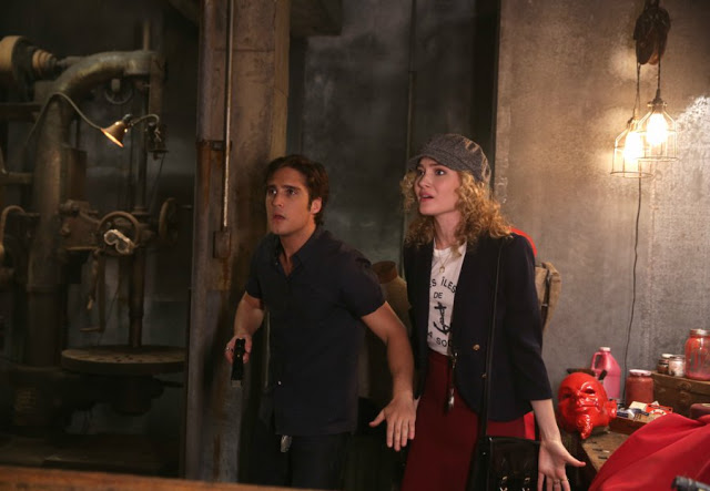 Audiencias del 1x05: 'Pumpkin Path'