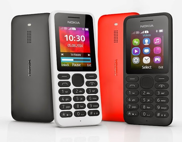 Ponsel dual SIM Nokia 130
