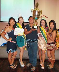 Ganadores del premio WAYUSA DE ORO