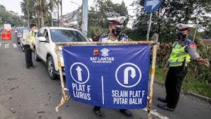 Mulai Hari Ini Pintu Tol Masuk Kota Bogor Ditutup