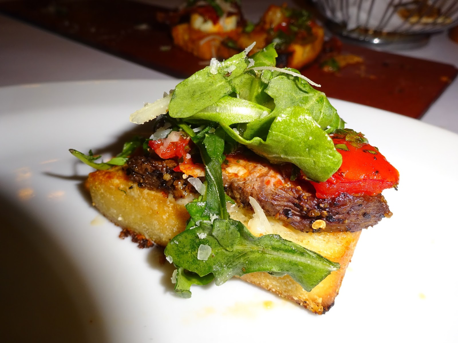 Eating My Way Through OC: A Lively Evening at Brio Tuscan Grille