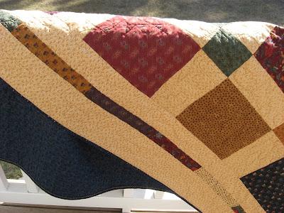 Butterfly Garden Quilt ~ Complete!