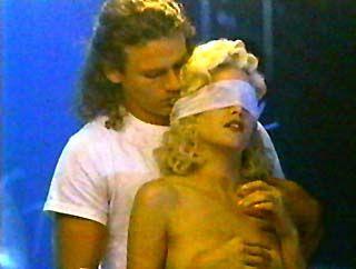 Sherilyn Fenn blindfolded Two Moon Junction 1988 movieloversreviews.blogspot.com