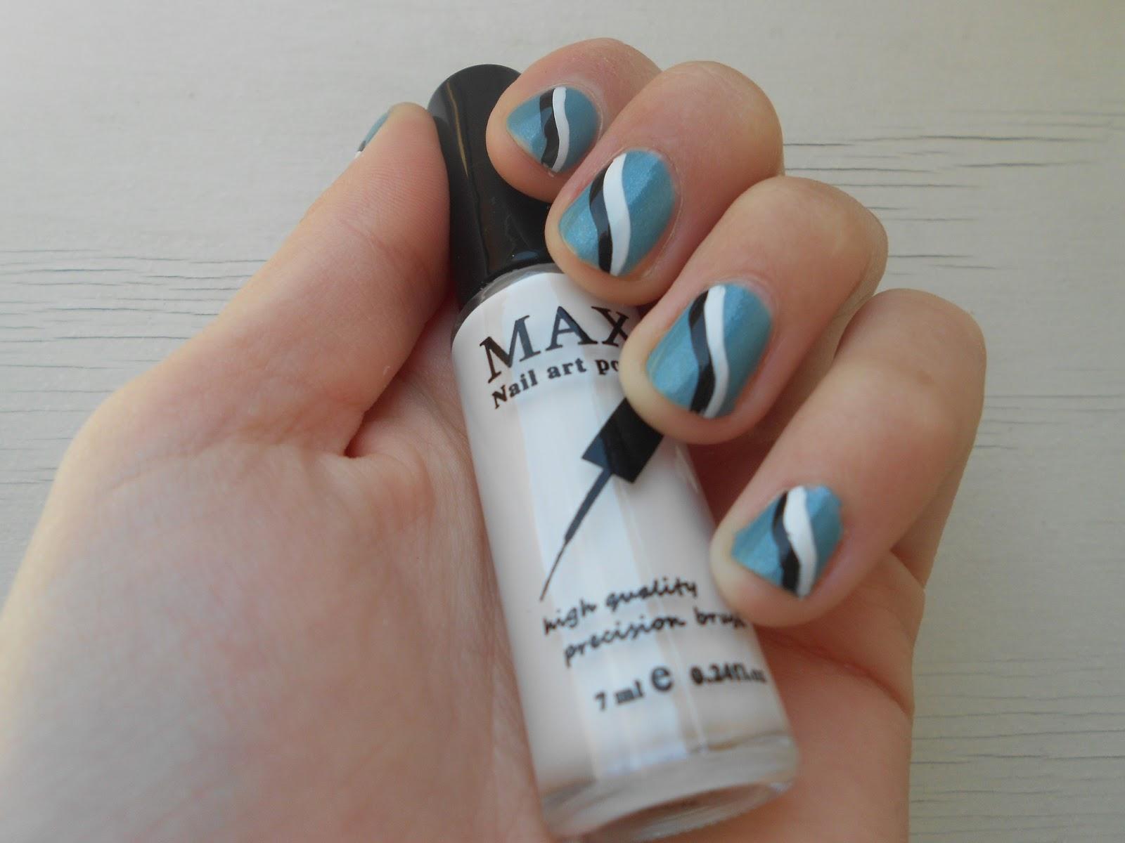 Bakes 'n Beauty: Nail Art