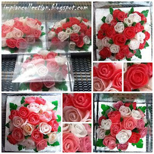 GUBAHAN AGAR2 ROSE ~ RM80/Box