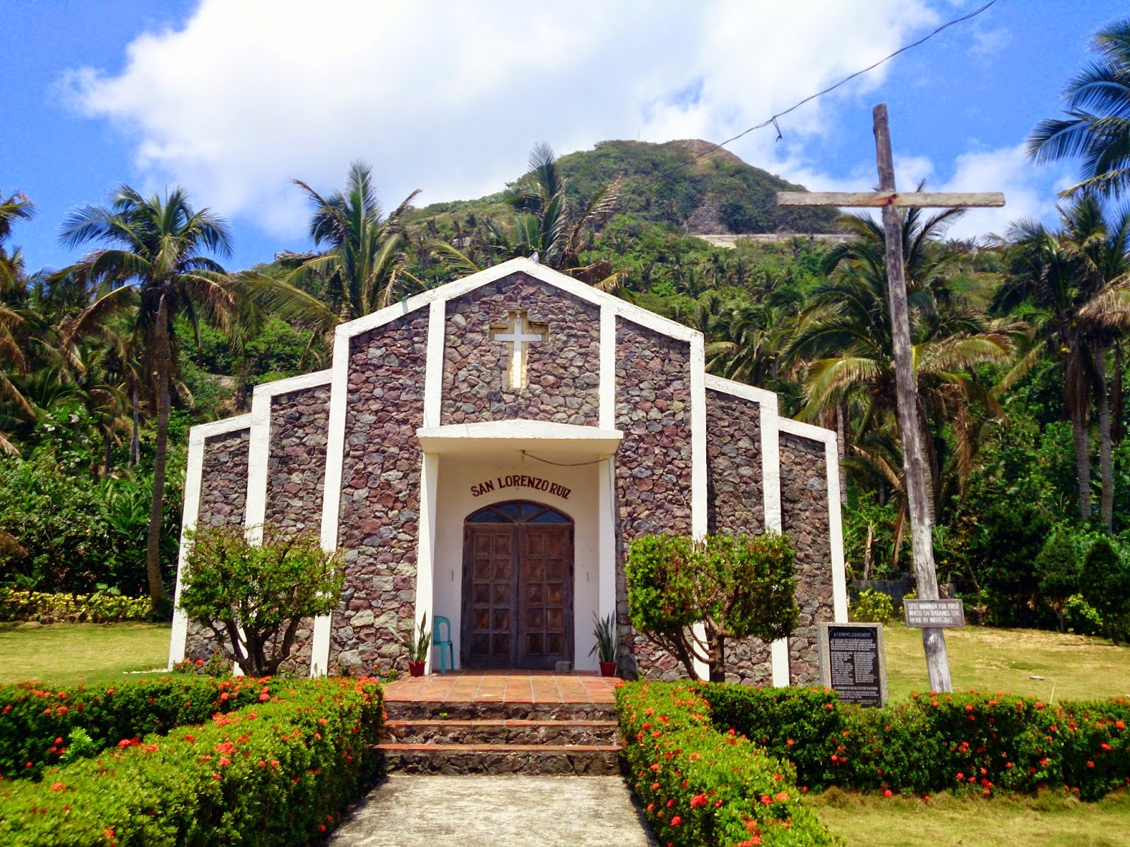 San Lorenzo Ruiz Chapel, South Batan, Batanes
