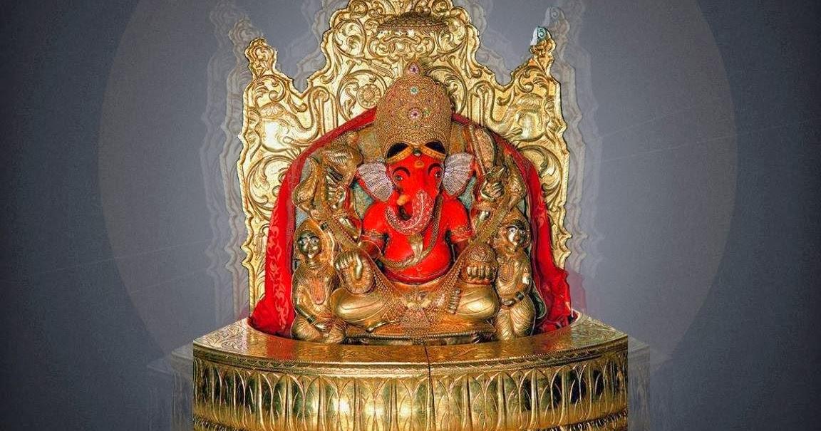 Siddhivinayak Temple Wallpaper