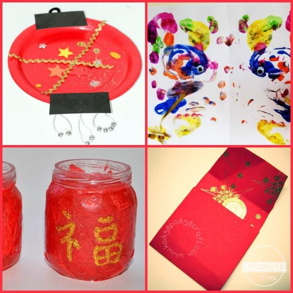 Chinese New Year Craft Ideas For Kids Part - 17: Chinese New Year