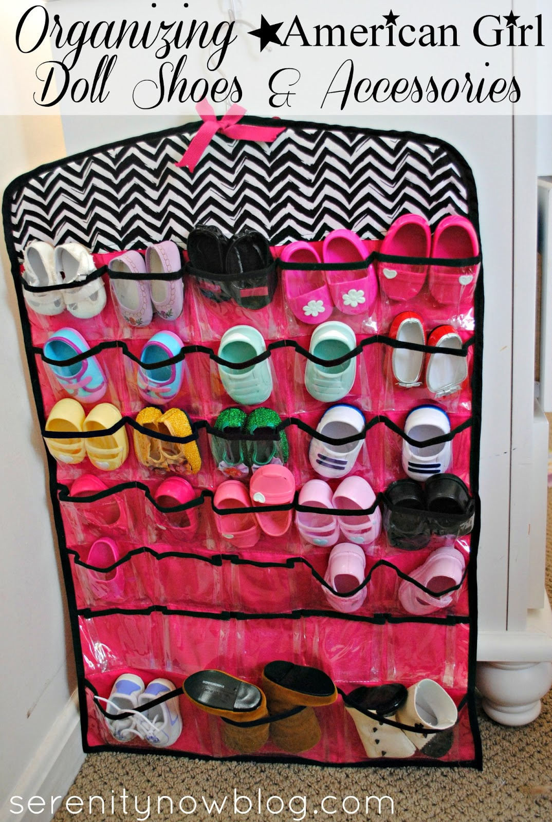 Good Organizing U0026 Storing American Girl Doll Shoes U0026 Accessories, From Serenity  Now