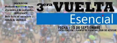 MTB - 3a Vuelta Esencial (Pan de Azúcar, Maldonado, 13/sep/2015)