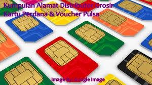 Alamat Distributor Grosir Kartu Perdana Handphone