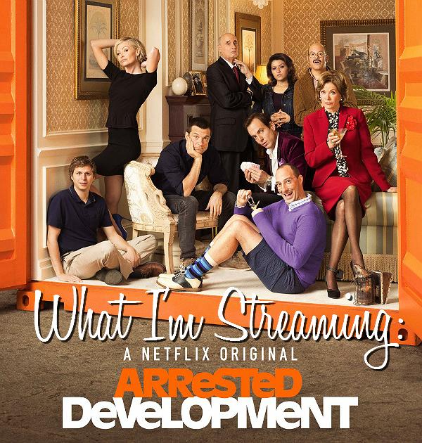 Arrested Development on Netflix