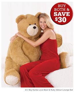 Vermont Teddy Bear Valentine's Day