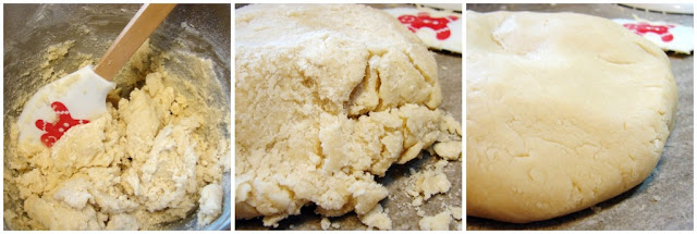 BEST Sugar Cookie Dough Perfect Edges Every Time inkatrinaskitchen.com from @katrinaskitchen