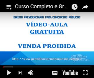 Curso Completo - Vídeos