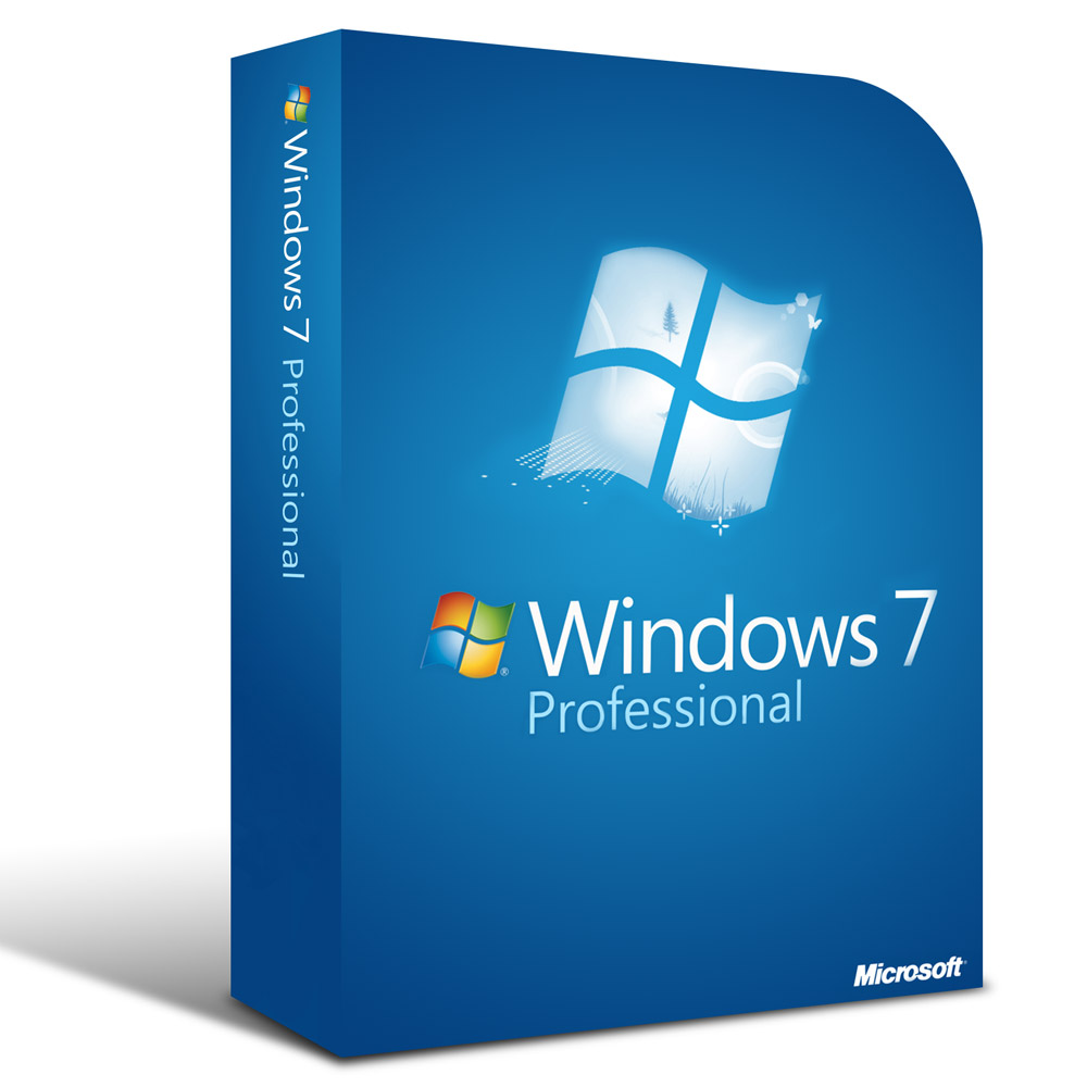 Windows 7 professional 64