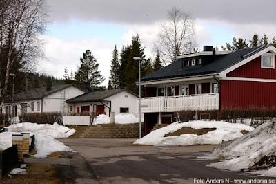 hus, Jukkasjärvi
