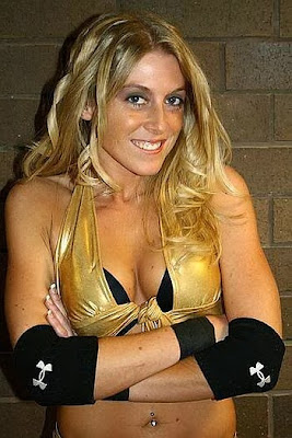 Kimberly Kash - Female Wrestling