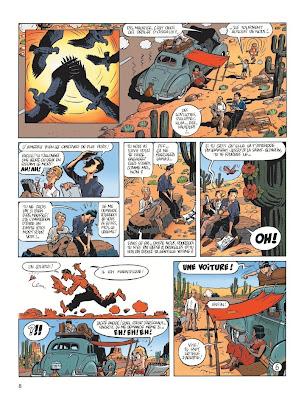 Gringos Locos: Franquin, Morris y Jijé en America, por Yann y Schwartz (PREVIEW Y COMENTARIOS) Adelantos%2Bgringos%2B04