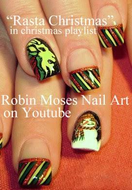 Robin moses nail art pot leaf pot nails pot leaves marijuana nails nailart design tutorial robin moses posted by robin moses at 902 am prinsesfo Gallery