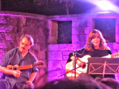 Maria del Mar Bonet canta en la intimitat