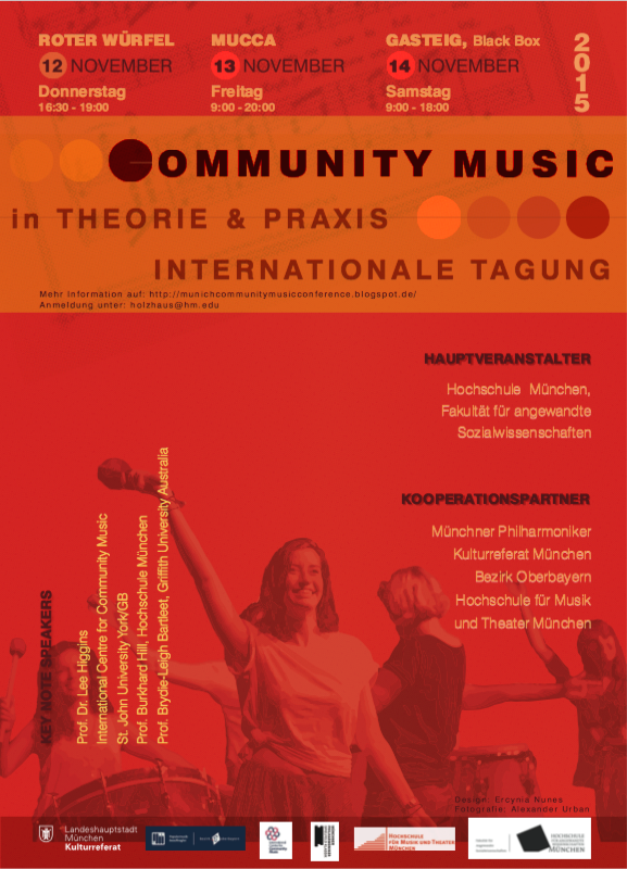 Munich Community Music Conference 2015