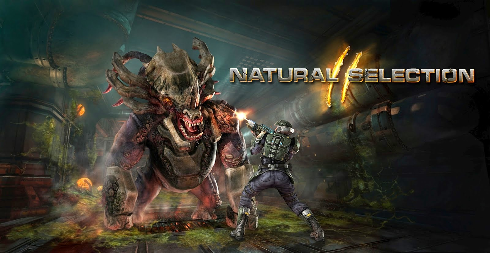 Natural Selection  Aliens Vs Marines