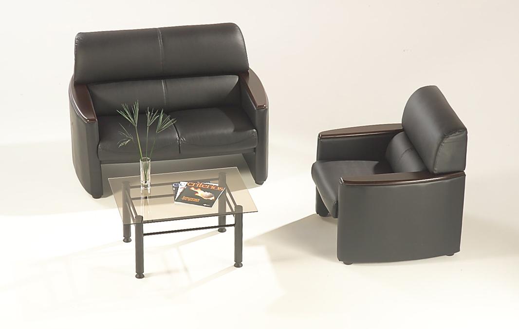muebles de oficina juego de sala de espera para oficina