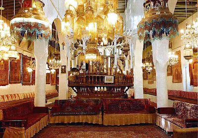 The Jobar Synagogue in Damascus