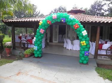 Jardim-Arco de Entrada