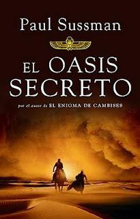 [Libro] El oasis clandestino - Paul Sussman