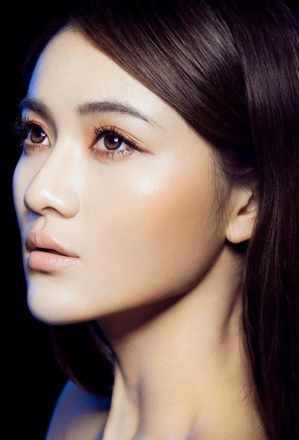 10 mẹo trang điểm khắc phục nhược điểm mắt gần nhau 3