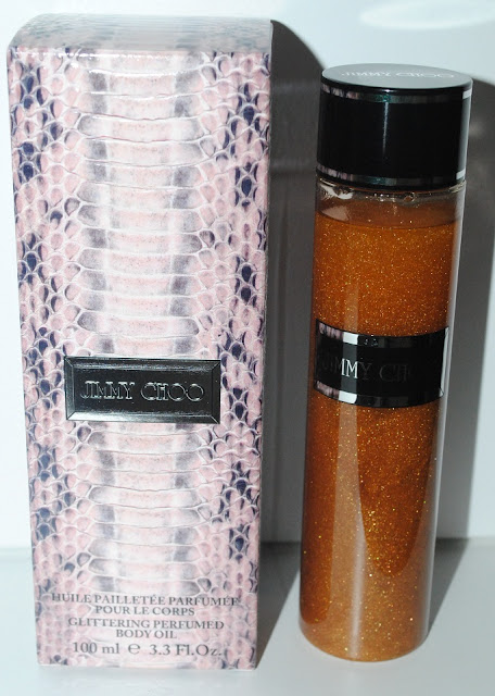 Jimmy Choo Glittering Perfumed Body Oil