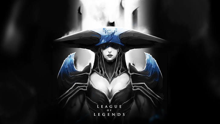 Lissandra art League of Legends