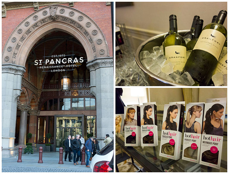 Hot Hair Blogger Event | London St Pancras