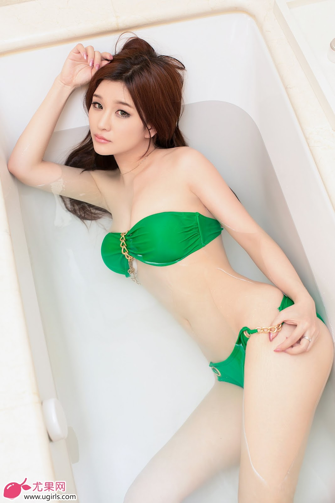 EZ0A0787 - Ugirls No.016 Model 纯小希 (Chun Xiao Xi)