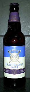 Scottish Craft Brewed Lager (Harviestoun)