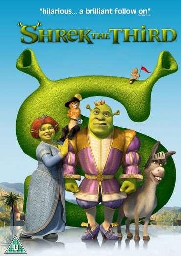 سلسلة أفلام الأنمي Shrek مترجمة على مركز الخليج