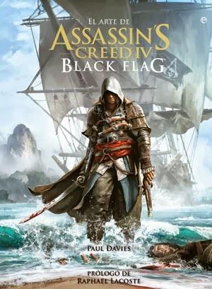 El arte de Assassin's Creed IV. Black Flag