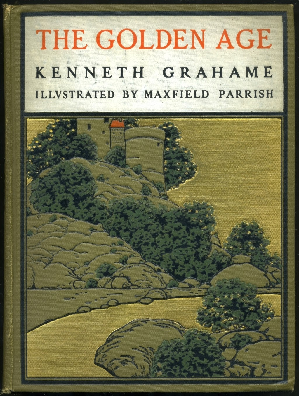 The Golden Age: MAXFIELD PARRISH ~ The Golden Age by Kenneth Grahame ...