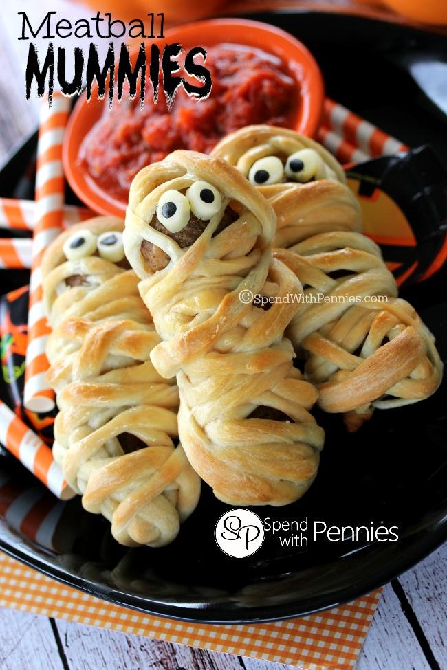Dramas & Cookies: Della cucina di Halloween: 10 piatti SALATI ...