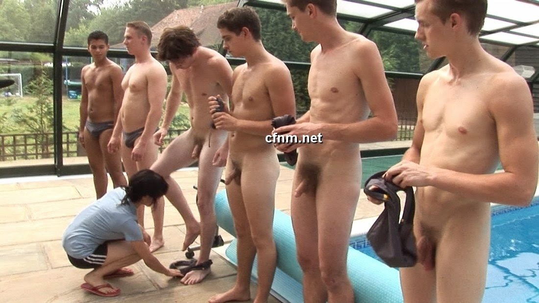 Suggest Mixed swim team nude final
