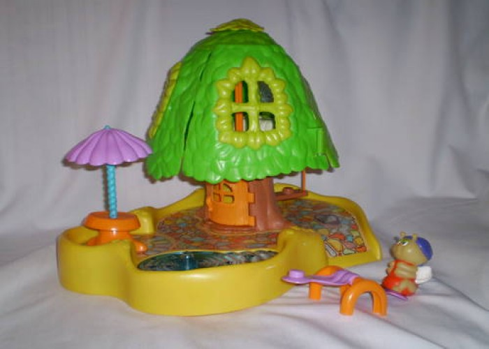 Glo Worm Tree House