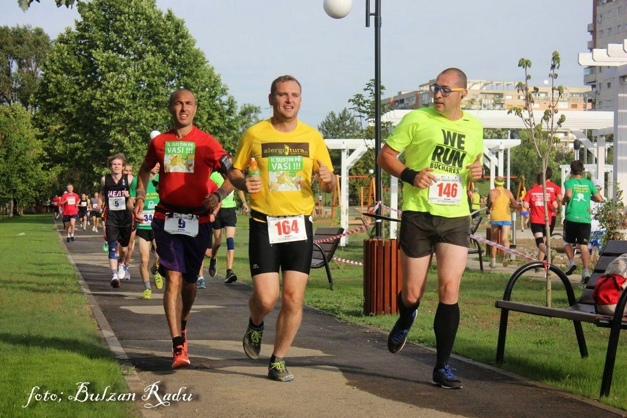 Maraton Arad 2014. Un eveniment REUŞIT în ciuda tuturor dificultăţilor. Florin Chindea şi Val Mureşan
