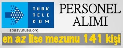 turk-telekom-141-personel-alimi