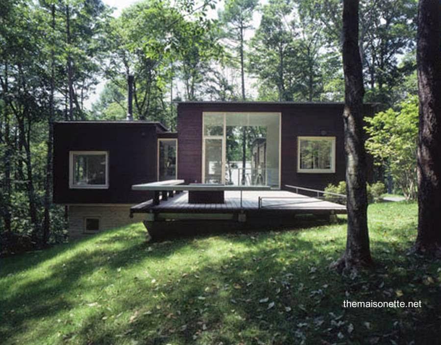 Arquitectura de casas fotograf as de casas de campo for Casas campestres contemporaneas