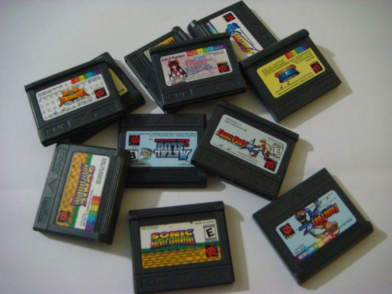 consola videojuegos neo geo