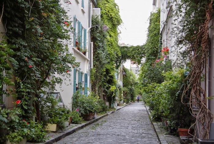 Blog 75 billets les rues les plus insolites de paris - Maison des artistes paris ...