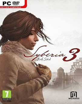 Syberia 3 Jogos Torrent Download capa
